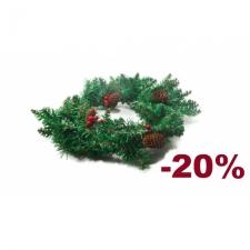 Jõulupärg Ø35 cm (kunst)