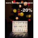 !Lightbox/ Valguskast -25%!!