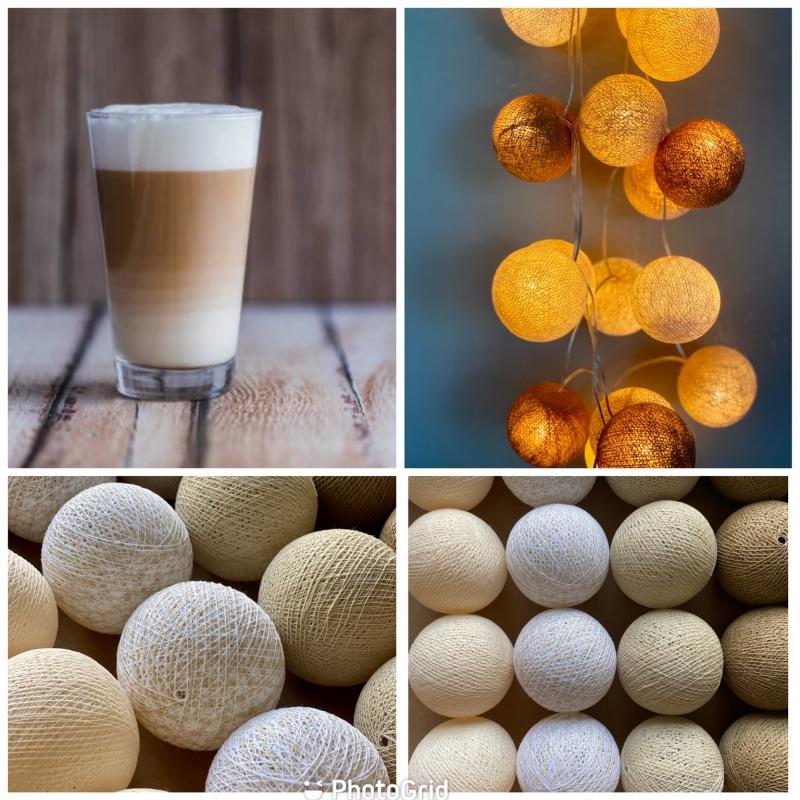 UUS! Cafe Latte  20-ne ringjas kaabel, valmis kmpl.+ varupirnid