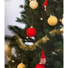 "Jõuluhaldjapallid ""Punane"""
