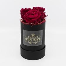 3-roosiga karp