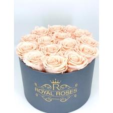 9-nude roosiga karp