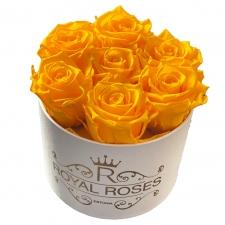 9-kollase roosiga karp