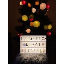 Lightbox A4 usb-kaabliga + peo emotikonid